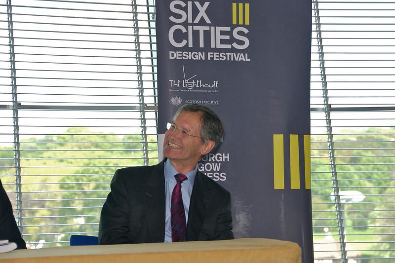 Six Cities, Sir George Cox,