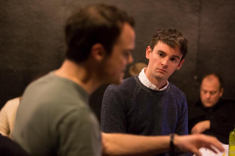 Stephen Plunkett, David McElwee