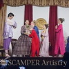 SCAMPER Artistry photography by Lisa B Ellison