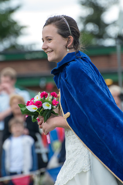 Thelwall Rose Queen 15th June 2013 - by Mike Moss Photography-247