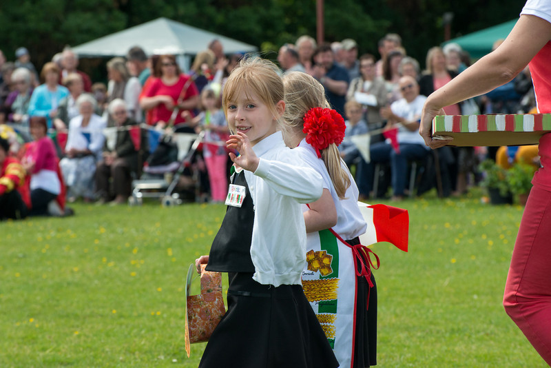 Thelwall Rose Queen 15th June 2013 - by Mike Moss Photography-243