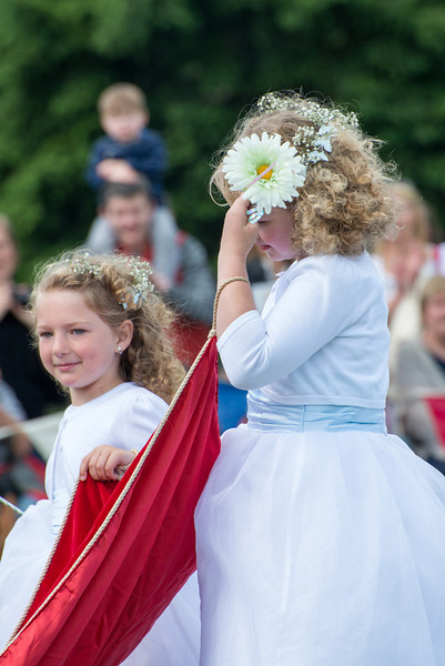 Thelwall Rose Queen 15th June 2013 - by Mike Moss Photography-254