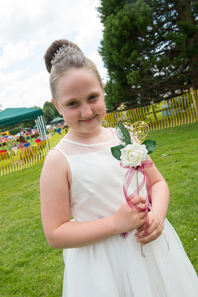 Thelwall Rose Queen 2014-56