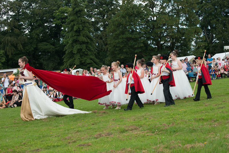 Thelwall Rose Queen 2014-240