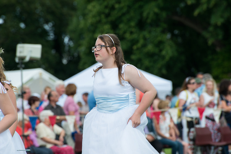Thelwall Rose Queen 2014-222
