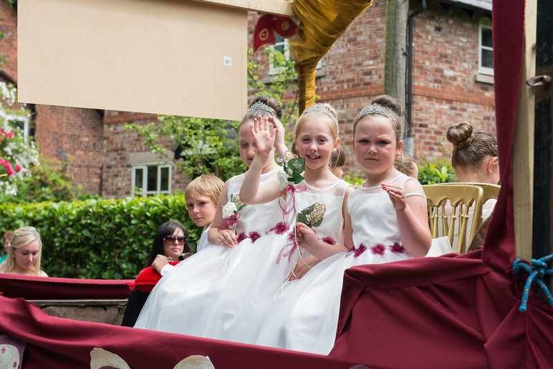 Thelwall Rose Queen 2014-128