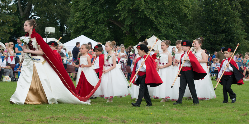 Thelwall Rose Queen 2014-235