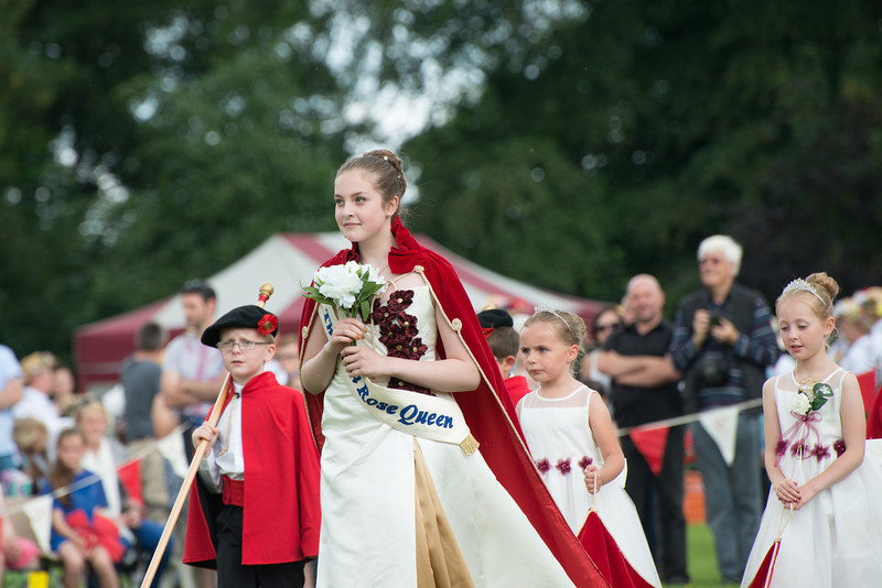Thelwall Rose Queen 2014-230