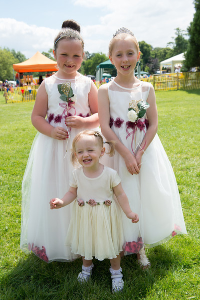 Thelwall Rose Queen 2014-10