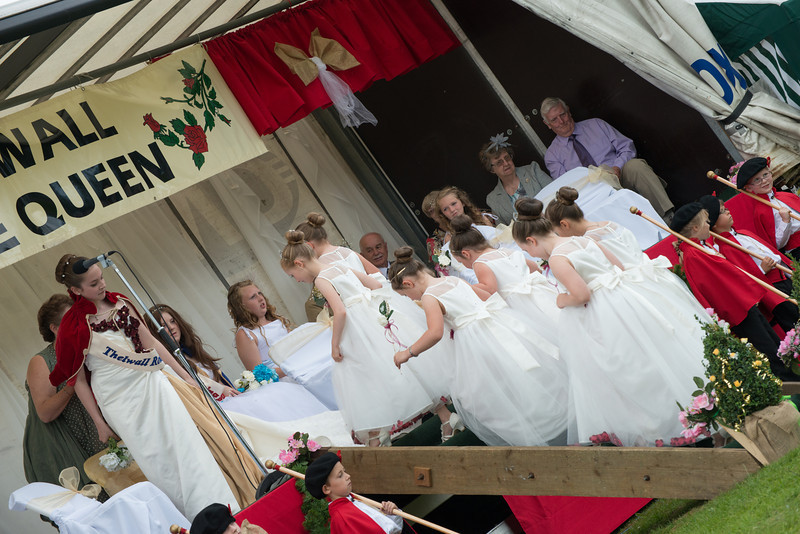 Thelwall Rose Queen 2014-248