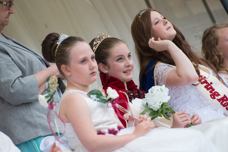 Thelwall Rose Queen 2014-262