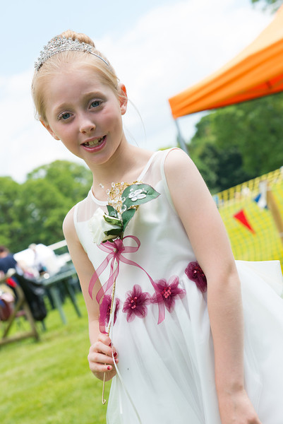 Thelwall Rose Queen 2014-49
