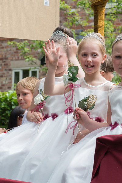 Thelwall Rose Queen 2014-127