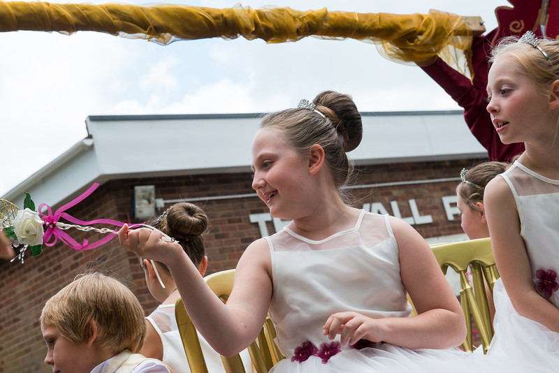 Thelwall Rose Queen 2014-81