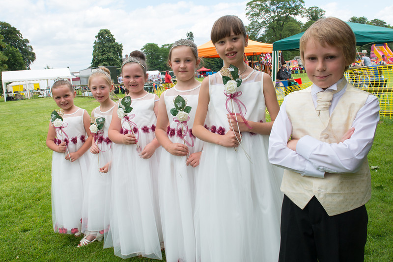 Thelwall Rose Queen 2014-51