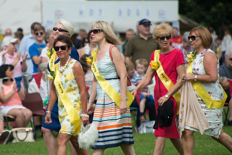 Thelwall Rose Queen 2014-211