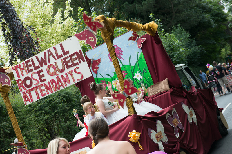 Thelwall Rose Queen 2014-134