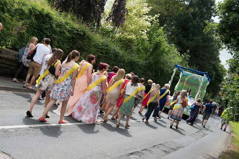 Thelwall Rose Queen 2014-95
