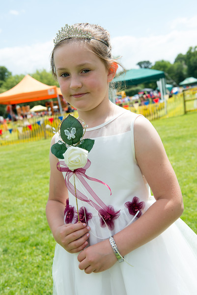 Thelwall Rose Queen 2014-27