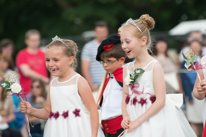 Thelwall Rose Queen 2014-239