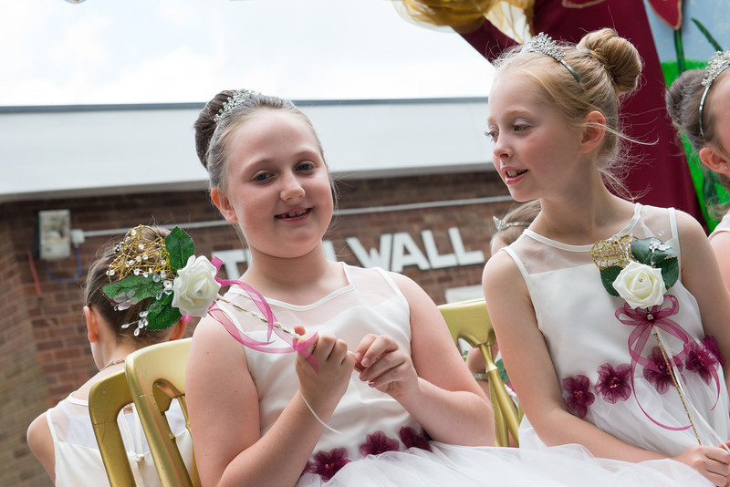 Thelwall Rose Queen 2014-82