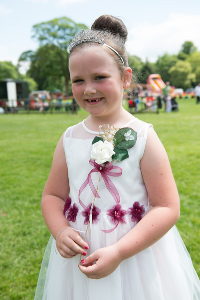 Thelwall Rose Queen 2014-13