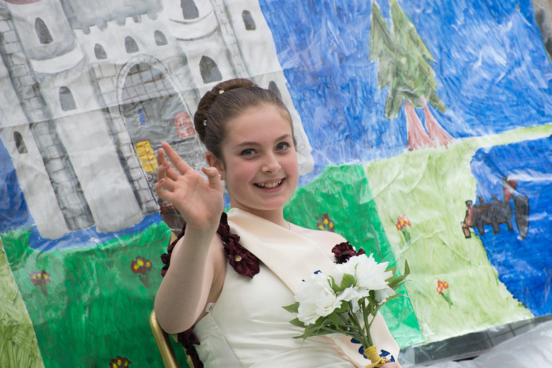 Thelwall Rose Queen 2014-185