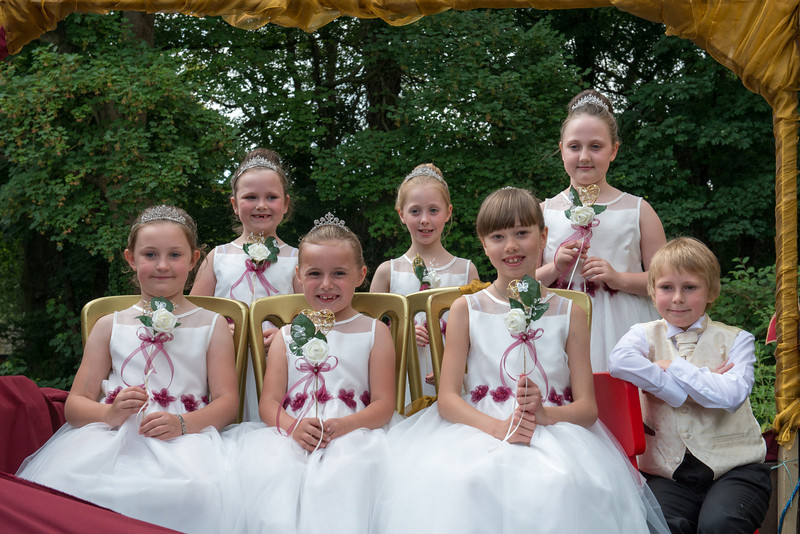 Thelwall Rose Queen 2014-70