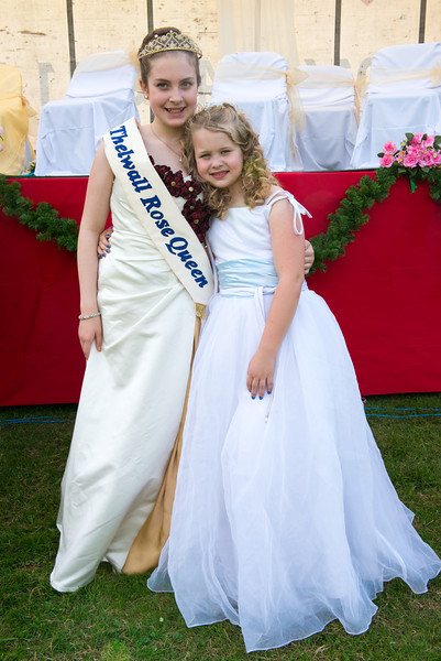 Thelwall Rose Queen 2014-307