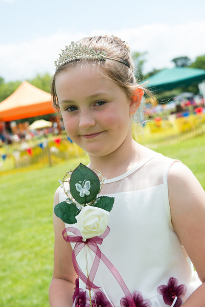 Thelwall Rose Queen 2014-28