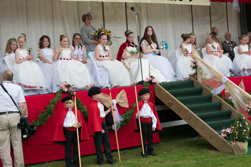 Thelwall Rose Queen 2014-289