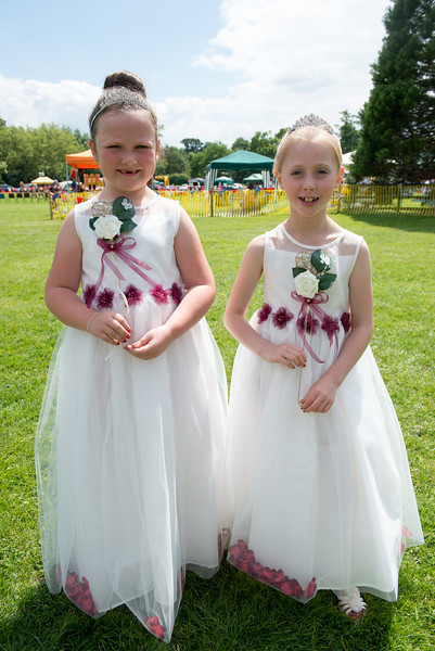 Thelwall Rose Queen 2014-11