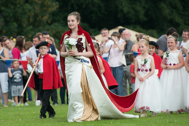 Thelwall Rose Queen 2014-228