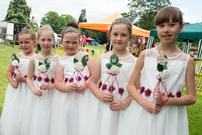 Thelwall Rose Queen 2014-50
