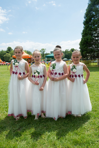 Thelwall Rose Queen 2014-32