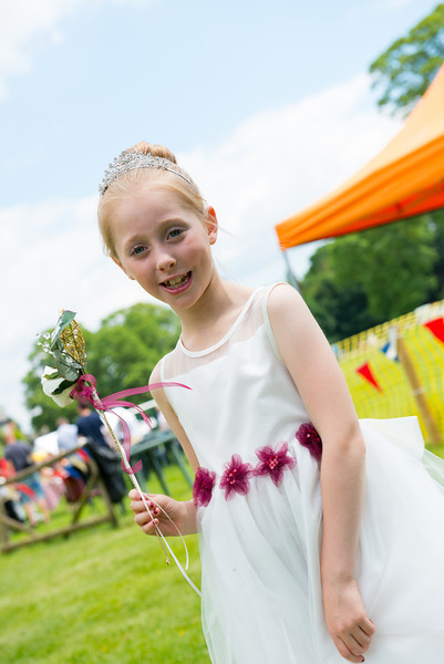 Thelwall Rose Queen 2014-48