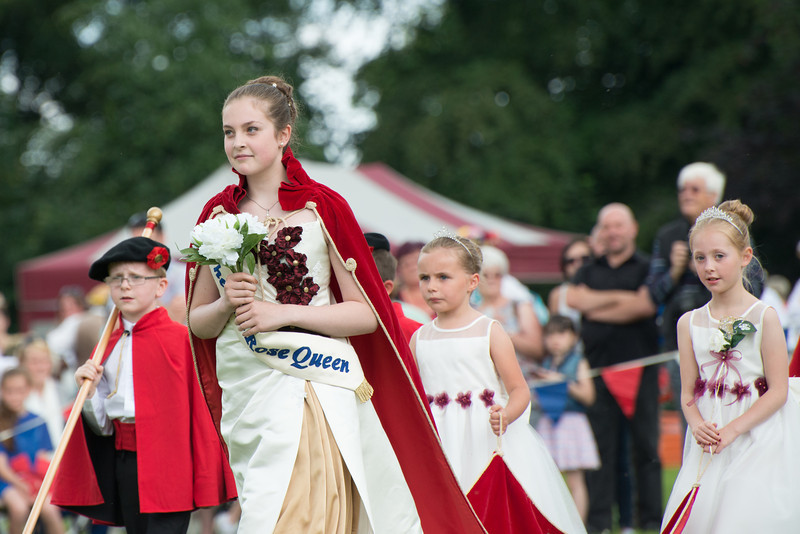 Thelwall Rose Queen 2014-232