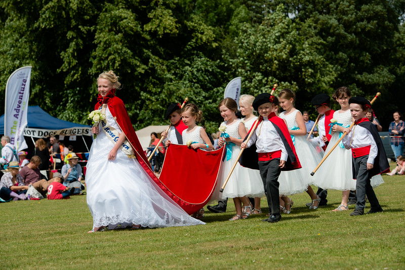 Thelwall Rose Queen 2018 - By Mike Moss Photography-168