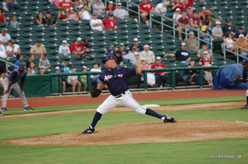 2008 Naturals Baseball-10