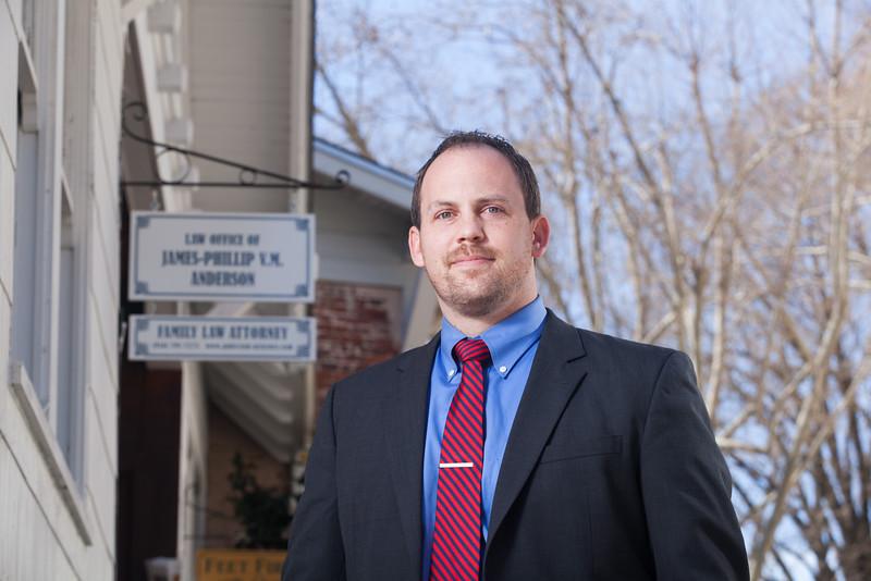 Attorney James Anderson