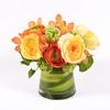 Vase cleanup; darker vase; even softer tones