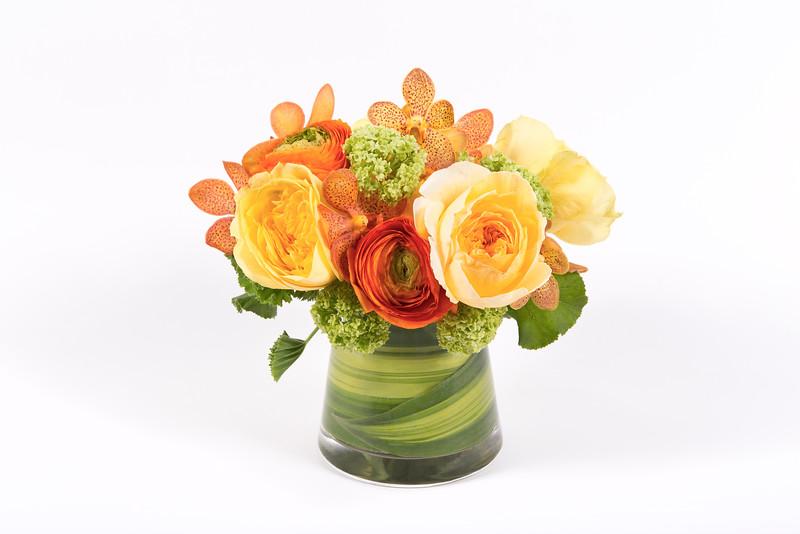 Vase cleanup; softer tones