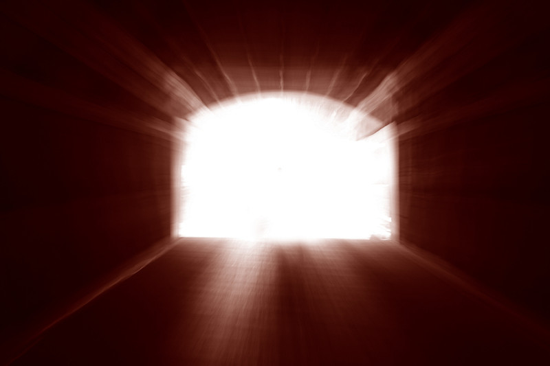 light at end of tunnelMP