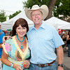 Shaie Williams for AGN Media<br /> <br /> Walter and Brenda Riggs enjoy the Chamber of Commerce Summer Celebration on June 19, 2014 in downtown Amarillo, TX.