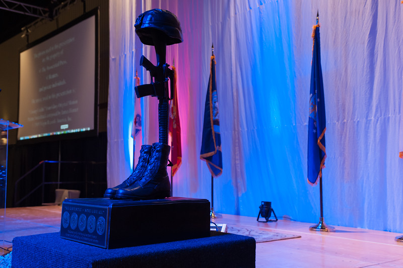 Shaie Williams for AGN Media. Armed Forces Day Banquet  in Amarillo, TX Held at the Amarillo Civic Center on May 21, 2016.