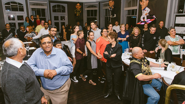Sumati's 50th Birthday Party at The Backbencher Pub