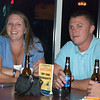 Sarah & Blake watching The Bendz - @ Shuckers - Sept 9, 2011 - #76