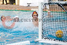 07 December 2008: USC Trojans goalkeeper Joel Dennerley (1) watches a goal hit the back of the net during the Trojans's 7-5 win over the Stanford Cardinal in the NCAA men's water polo championship final game at the Avery Aquatic Center in Stanford, CA.