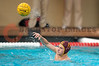 07 December 2008: USC Trojans driver Devon Borisoff (11) during the Trojans's 7-5 win over the Stanford Cardinal in the NCAA men's water polo championship final game at the Avery Aquatic Center in Stanford, CA.