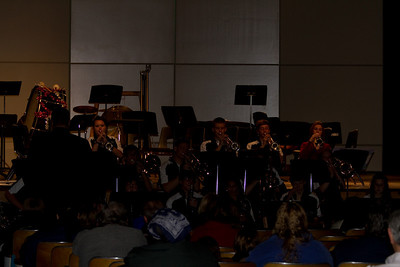 Dec 9, 2009 - Band & Orchestra Concert
